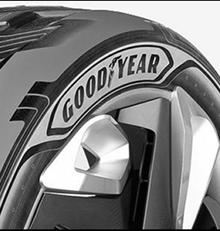 Goodyear, elektrik üretebilen lastik konseptini tanıttı