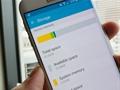 32GB'lık Samsung Galaxy S6 kullanılabilir alanı 23GB