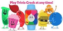 Apple Watch çıkış oyunu Trivia Crack olacak
