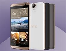 HTC One E9+ resmiyet kazandı