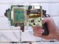 Silah formunda geliştirilen Game Boy Camera çektiği fotoğrafları yazdırabiliyor