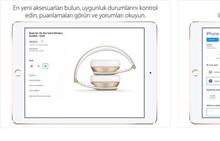 Apple Store uygulaması ülkemizde yayına başladı