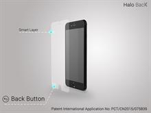 """Yeni iPhone modellerine """"geri"""" butonu ekleyen akıllı ekran filmi: Halo Back"""