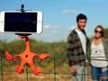 Telefon ve kameralar için hazırlanan ilginç tutacak: Gekkopod