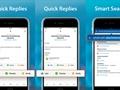 iSO uyumlu yeni e-posta uygulaması: Spark
