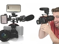 IndieVice ile akıllı telefonunuzu profesyonel bir kameraya çevirin!