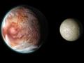 NASA Plüton ve uydusu Charon'un renkli görüntülerini yayınladı