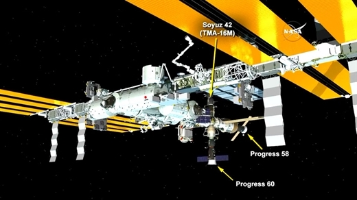 Yakıt ve yiyecek taşıyan Rus uzay aracı Uluslararası Uzay İstasyonuna ulaştı