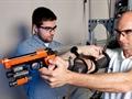 ABD yeni geliştirdiği dış iskelet ile askerlere hedef almayı öğretecek