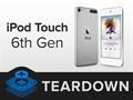 iFixit, yeni iPod Touch'ın da içini açtı