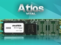 Mushkin'den M.2 yapısında Atlas Vital SSD ürünleri