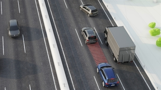 Volkswagen'in 2016 modellerinde kaza önleme teknolojileri orta sınıfa kadar inecek