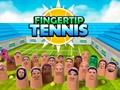 Eğlence odaklı tenis oyunu Fingertip Tennis, mobil oyuncuların beğenisine sunuldu