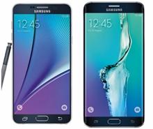 Samsung Galaxy Note 5 ve Galaxy S6 Edge+ resmi görselleri sızdırıldı