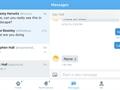 Twitter, iPhone 6 Plus'da yatay modda çalışmaya başladı