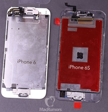 Apple iPhone 6S'in ekran paneli detaylandı