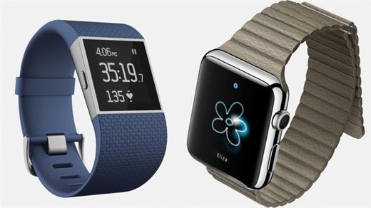 Araştırma: Akıllı giyilebilir ürünler pazarında lider FitBit, Apple ise ikinci sırada