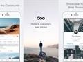 500px'in iOS uygulaması yeni desteklerle güncellendi