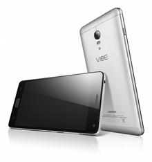 IFA 2015 : Lenovo'dan 5000mAh bataryalı Vibe P1