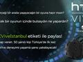 HTC Vive sanal gerçeklik gözlüğünü İstanbul'da deneyimleyin