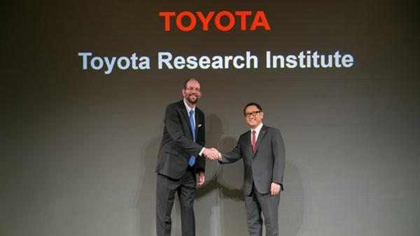 Toyotodan yapa zeka için önemli yatırım