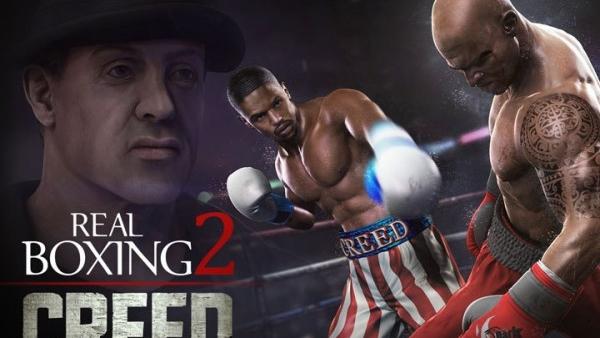 Real Boxing 2 CREEDi denedik: Seri yumruklarla işi bitirin