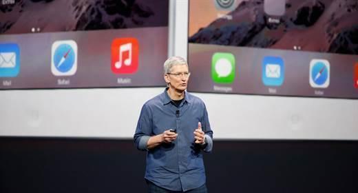Tim Cook, iPhone'un geleceği ve Apple hizmetleriyle ilgili önemli açıklamalar yaptı