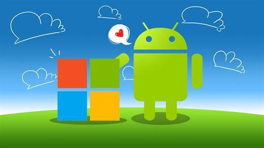 Microsoft'un Android uygulamaları için anlaştığı üretici sayısı 74'e yükseldi