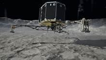 Uzay aracı Philae'ye elveda vakti geldi