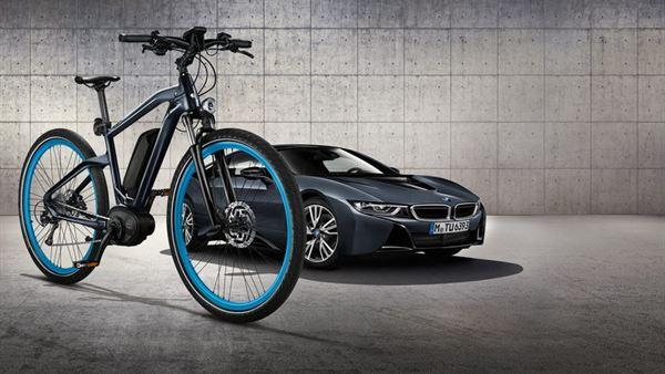bmw 39 den yeni elektrikli bisiklet bmw cruise e bike. Black Bedroom Furniture Sets. Home Design Ideas