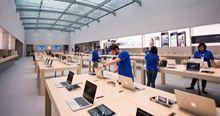 Apple Store'u 15 saniye içinde GTA tarzı soydular