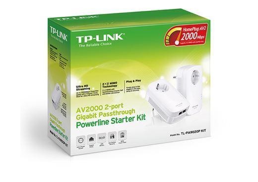 TP-Link'ten kablo çekmeden kablolu internet keyfi sağlayan adaptör