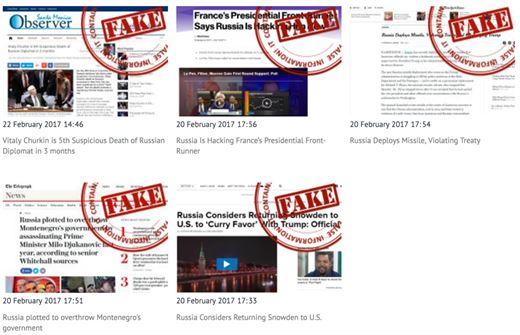 Rusya Dışişleri Bakanlığı, yalan haberleri ifşa edecek