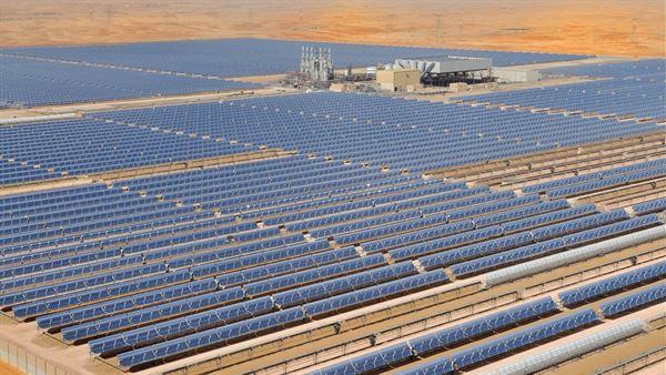 Arap Emirliklerin den enerji tasarrufu ile ilgili görsel sonucu