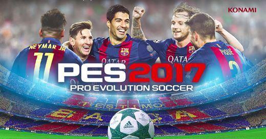 PES 2017 ile heyecana ortak olun
