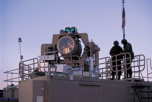 ABD lazer silahlarını 10 kat güçlendirmek istiyor