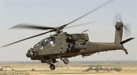 Helikoptere yakıt ikmali yapan robotik pompa