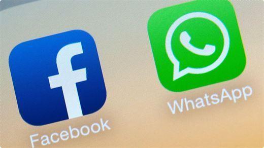 Facebook, ana uygulamasında WhatsApp butonunu test ediyor