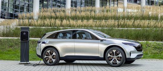 Mercedes'ten 1 milyar dolarlık elektrikli araç yatırımı