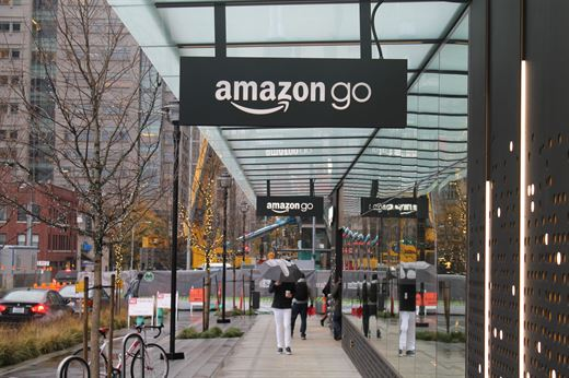 Amazon kasiyer bulunmayan ilk mağazasını açtı