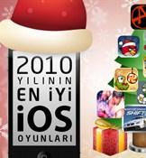 2010 yılının en iyi iOS oyunları