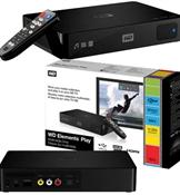 WD Elements Play: 1TB kapasiteli medya oynatıcı