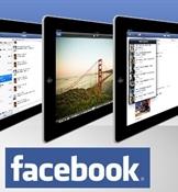 iPad'e özel Facebook uygulamasını inceledik