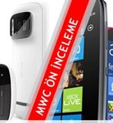 Ön İnceleme: 41MP kamerasıyla yeni Nokia 808 Pureview ve Nokia Lumia 610