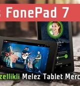 Asus FonePad 7: Telefon özellikli melez tablet bilgisayar mercek altında