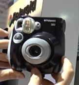 Polaroid 300 ile şipşak selfie çekimi [CES 2014 özel video]