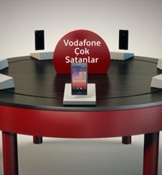 Huawei Ascend P7 sadece Vodafone'da