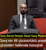 DH Özel Röportaj: Sony, 4K çözünürlüklü projeksiyon cihazlarını tanıttı