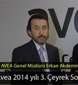 DH Özel Röportaj: Avea, 2014 yılı 3. Çeyrek sonuçlarını açıkladı