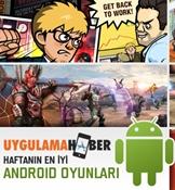 Haftanın en iyi Android oyunları 21 Şubat 2015